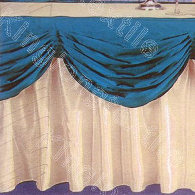 Table Skirt Table Skirt Manufacturer King Long Textile Ltd