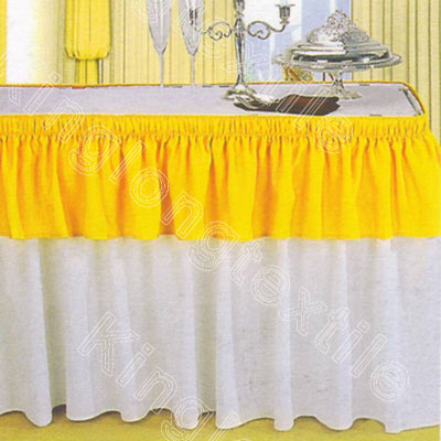 Merveilleux Table Skirt